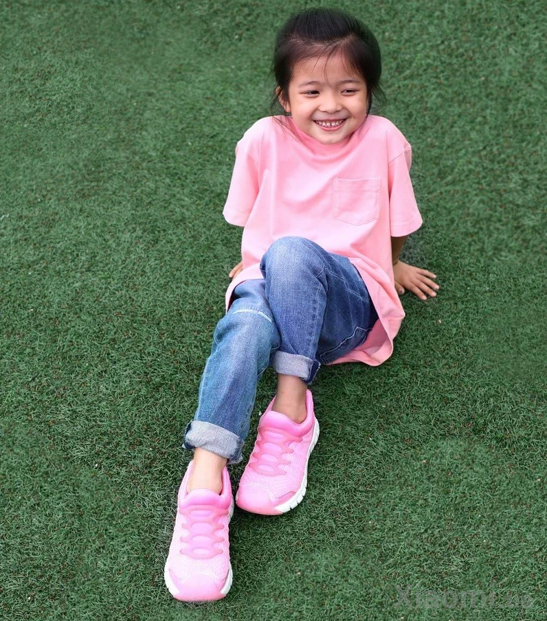 bf257a41 Кроссовки детские FreeTie Childrens Sport Shoes Pink 30 size UK0001PPW