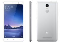 Смартфон Xiaomi Redmi Note 3 Silver 2/16 Gb Украинская версия
