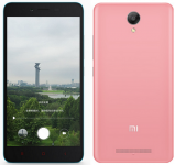 Смартфон Xiaomi Redmi Note 2 Pink 16GB Украинская версия