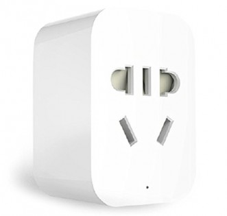 Умная розетка <b>Mi</b> Home (<b>Mijia</b>) <b>Smart</b> socket 2 Wi-Fi (GMR4006CN ...